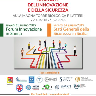 13 e 14 Giugno: Giornate dell'innovazione e della sicurezza