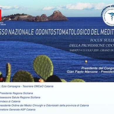Congresso Odontoiatrico con 50 Crediti ECM