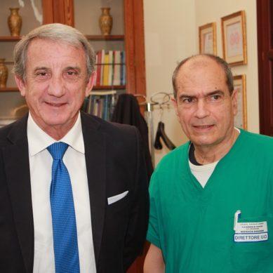 """Interventi multidisciplinari e complessi all'Ortopedia del """"Garibaldi"""""""