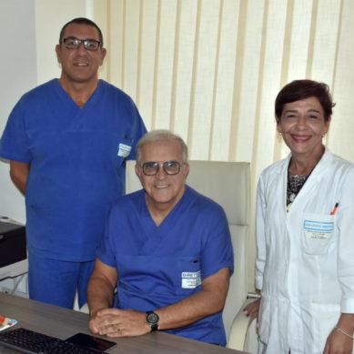 Giovane rumeno con TBC operato al Garibaldi in biocontenimento