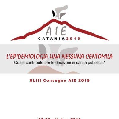 Dal 23 al 25 ottobre il Convegno degli epidemiologi italiani