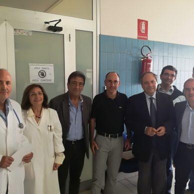 A Caltagirone un presidio ospedaliero in buona salute