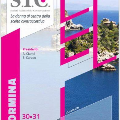 Congresso nazionale sulla contraccezione a Taormina il 30 e 31 Ottobre