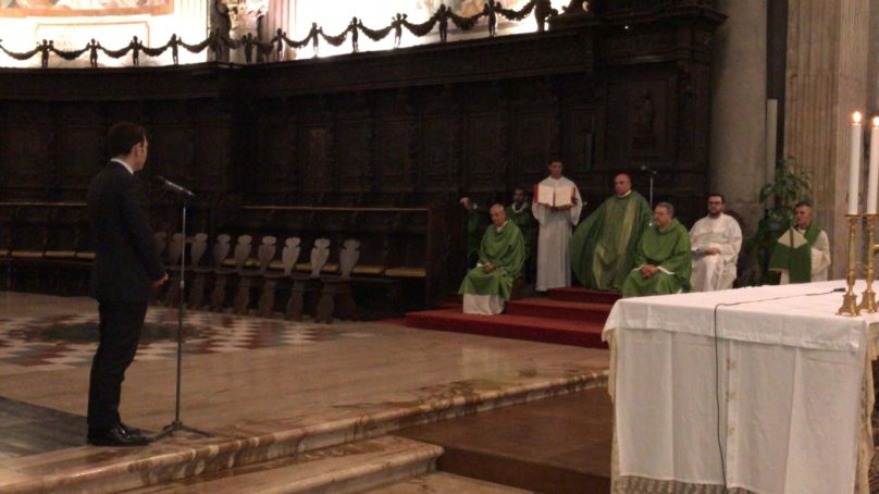 Razza in Cattedrale chiude giornata diocesana dell'operatore sanitario