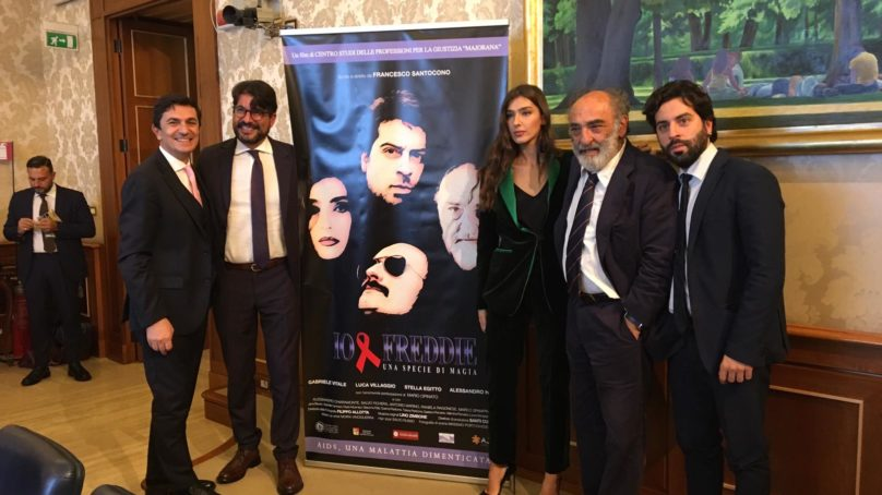 """Giornata contro l'Aids: Santocono (Garibaldi) presenta il suo corto """"Io&Freddie"""""""