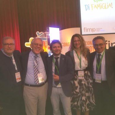 Successo scientifico della FIMP etnea al Congresso nazionale