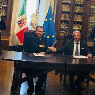 Accordo di collaborazione ARNAS Garibaldi – Marina Militare