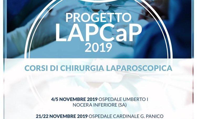 Tappa al Garibaldi del Progetto di Chirurgia Laparoscopica 2019