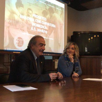 """Curvatura biomedica per Ordine e Liceo """"Mario Cutelli"""""""
