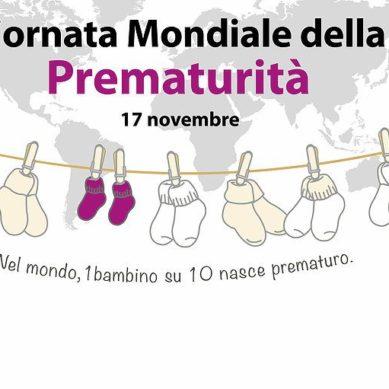 Domenica 17 Novembre la Giornata del Prematuro