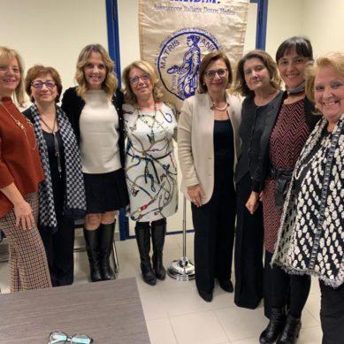 Nuovo direttivo dell'Associazione Donne Medico (AIDM)