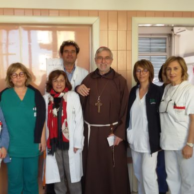 All'Ospedale di Caltagirone la Giornata del malato