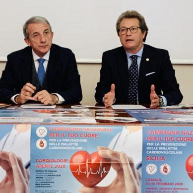Cardiologia ospedaliera protagonista nella prevenzione cardiovascolare