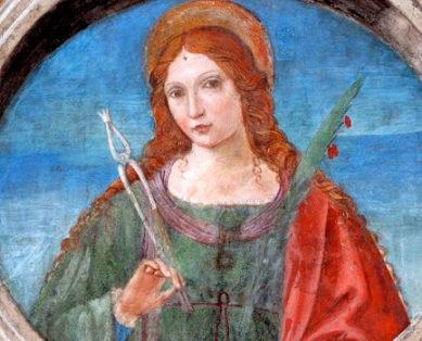 Il 9 Febbraio celebrazioni per Sant'Apollonia alla Collegiata