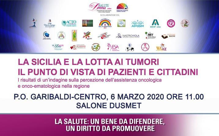 """Il 6 Marzo al """"Garibaldi"""" incontro su assistenza oncologica"""