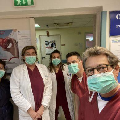 "Coronavirus, consulenza cardiologica telefonica al ""Garibaldi"""