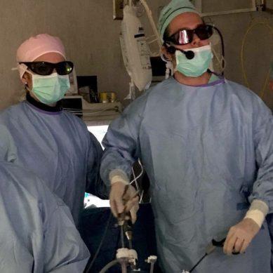 Garibaldi-Nesima, intervento urologico di alta specializzazione