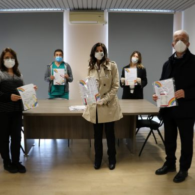 Cannizzaro, in Pediatria test per le mascherine