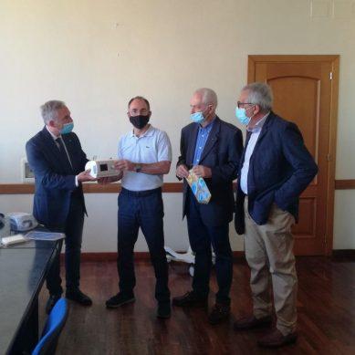 Lions donano ventilatore polmonare all'ASP