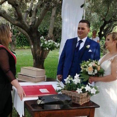 Si è sposato il nostro fotoreporter Giovanni Sarria