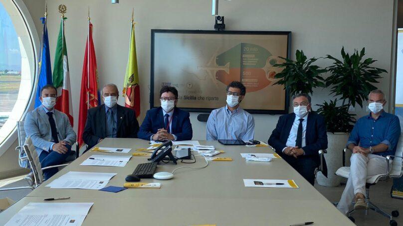 LIAF: mascherine in aeroporto e test sierologici a medici e dentisti