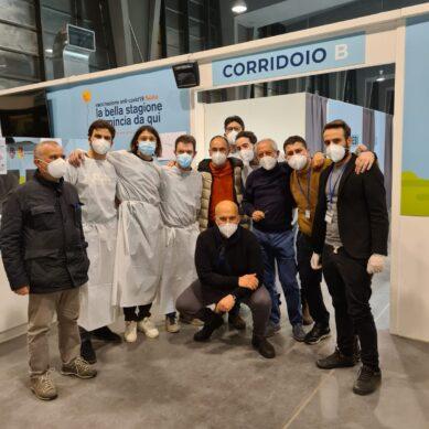 ASP, somministrati oltre 2.600 vaccini all'Hub catanese