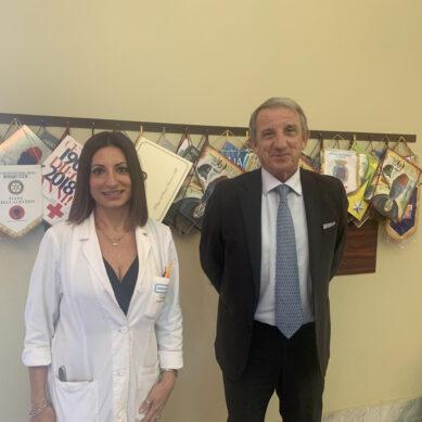 Riapre al Garibaldi Centro l'ambulatorio per l'epilessia