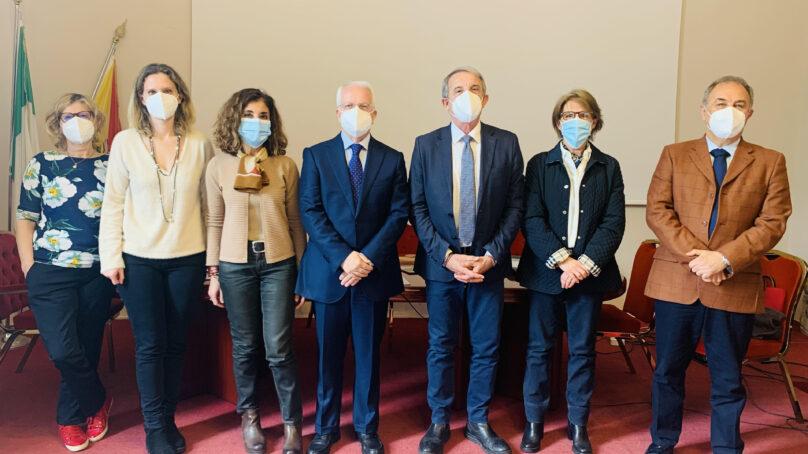 """Giuseppe Ettore Presidente del Comitato Etico """"Catania 2"""""""