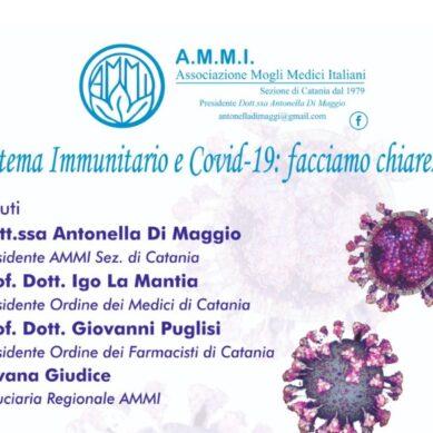 Sistema immunitario e Covid-19: facciamo chiarezza. Evento il 6 giugno