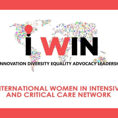 The International Women in Intensive and Critical Care Network (iWIN)