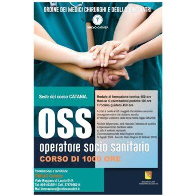 Aperte le iscrizioni al Corso da Operatore Socio Sanitario