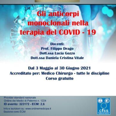 Corso dell'Ordine sugli anticorpi monoclonali