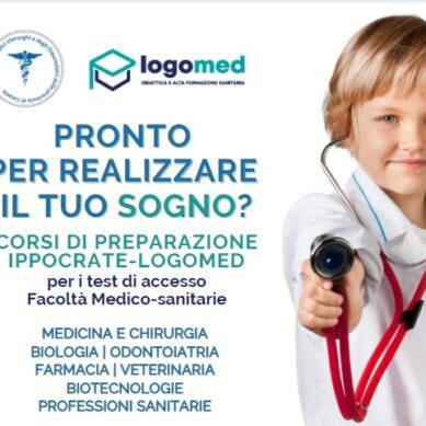 """Al via ad ottobre i Corsi """"Ippocrate – Logomed"""": sconti per i figli degli iscritti all'OMCeO"""